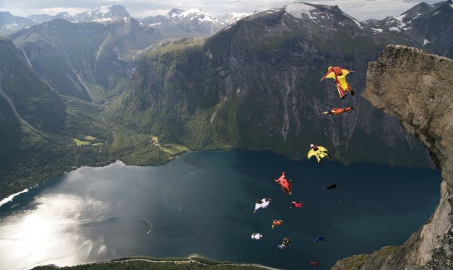 Swedish woman killed in Norway Base jumping accident