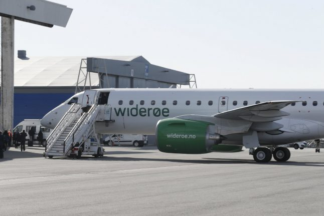Norway airline delayed after technical fault grounds flights