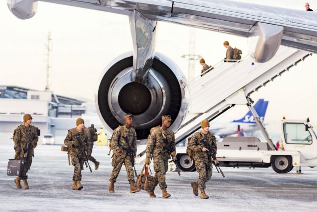 Norway wants to double US troops and deploy them closer to Russia