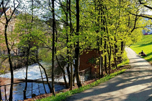 Exploring the Akerselva River in Oslo