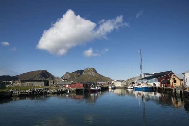 Weather and World Cup cited as Norway's Lofoten sees decline in tourist numbers