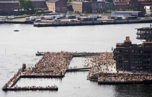 Oslo to close Sørenga seawater pool due to tunnel construction