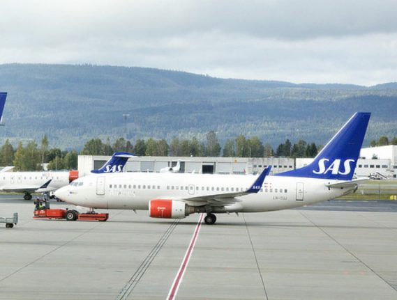 SAS cancels 25 flights and more expected to follow