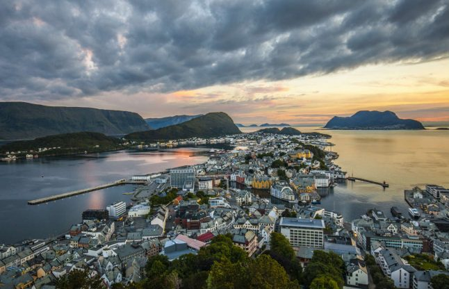Buses cause chaos at popular Norway tourist spot