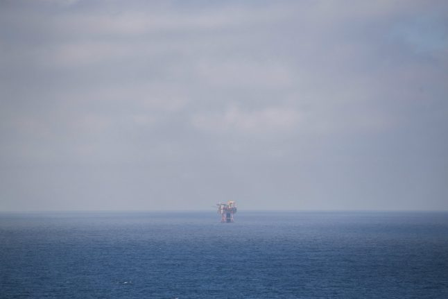 Shell curbs North Sea oil production as strikes bite