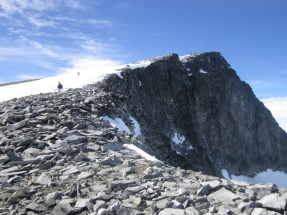 Norway's highest mountain to get 'slow TV' treatment
