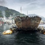 Polar explorer's ship returns to Norway after a century