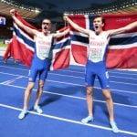 Youngest Ingebrigtsen beats brothers to take gold in Berlin