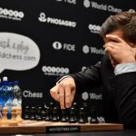 Norway's Carlsen draws again in World Championship second round