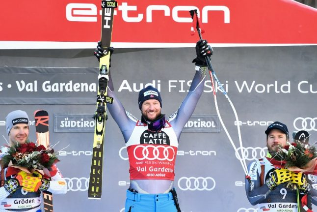 Norway's Olympic champ Svindal to retire after world championships