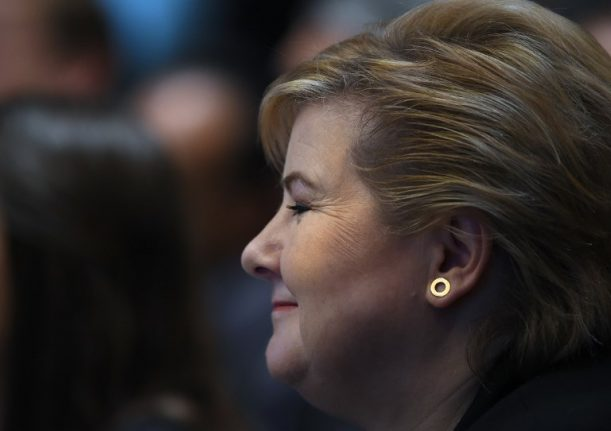 Norway's government expands coalition with Christian Democrats
