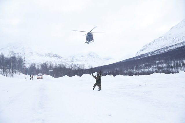 Swedish and Finnish skiers presumed dead in Norway avalanche