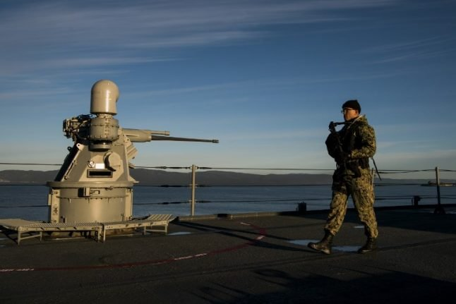 Angry Norway says Russia jamming GPS signals again