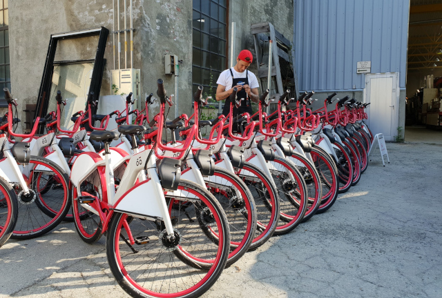 Why Norway's bike-sharing schemes outperform those in Sweden and Denmark