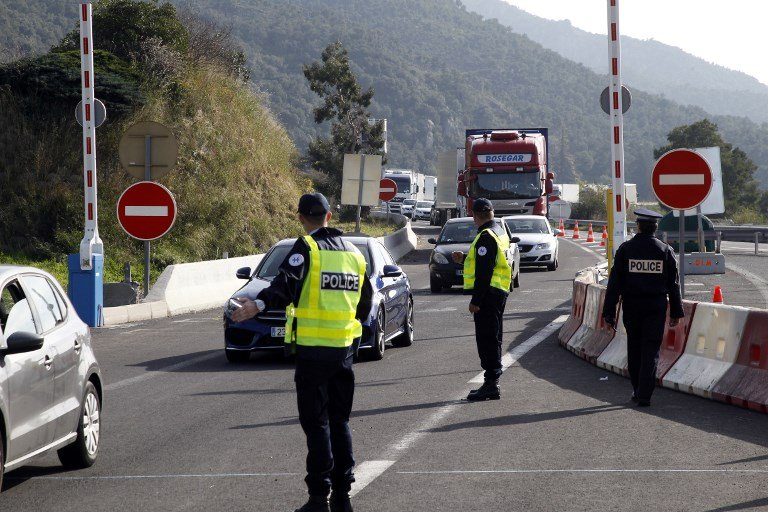 French police hunt 'highway pirates' who targeted motorists in south