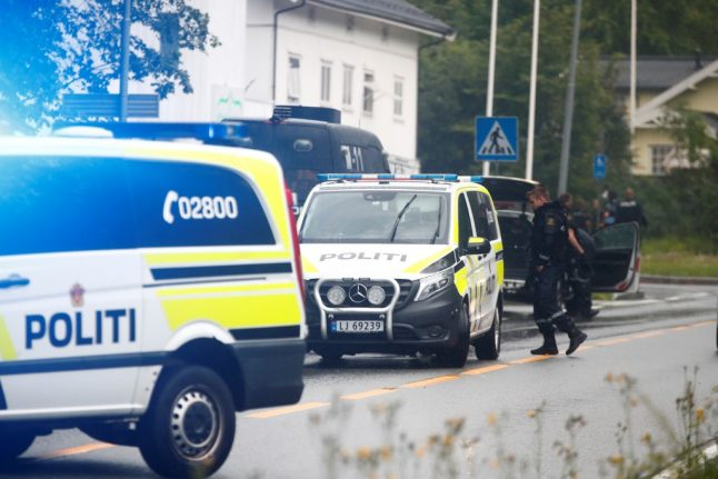 Norway mosque shooting an 'attempted act of terror'