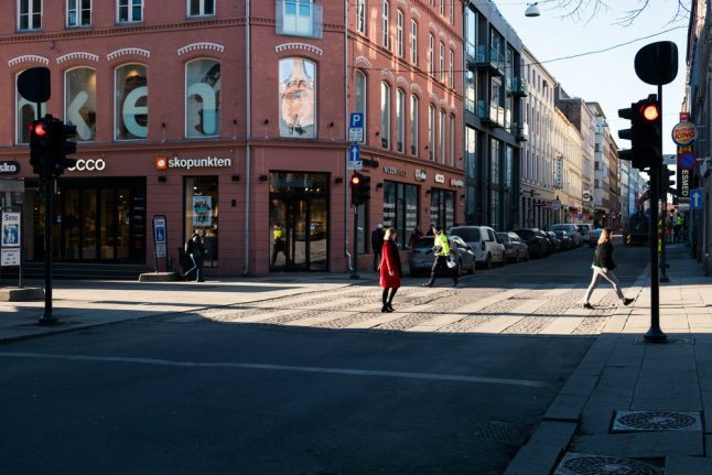 Foreigners say they struggle to settle in Denmark and Norway but there is an upside