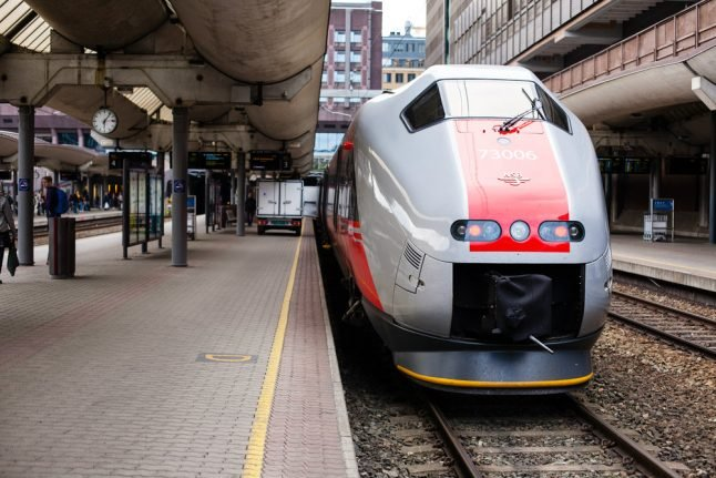Strike leaves Norway's trains at a standstill: here are your rights as a passenger