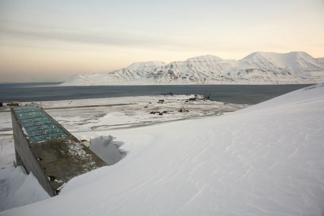 Norway's 'doomsday' seed vault named one of world's 50 most influential projects