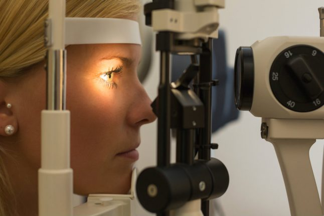 Norway's optometrists can play bigger role in healthcare, MP says