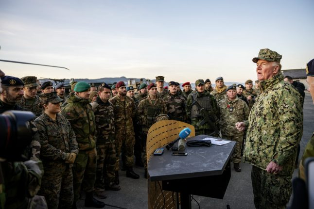 Norwegian defence policy slammed as 'anti-Russian' in Moscow statement
