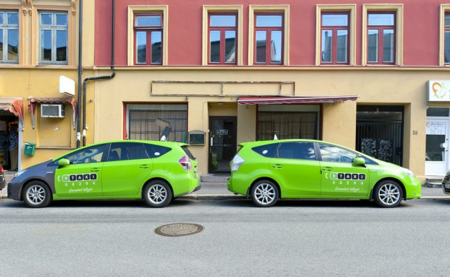 Norway scraps 'knowledge' test for Oslo taxi drivers