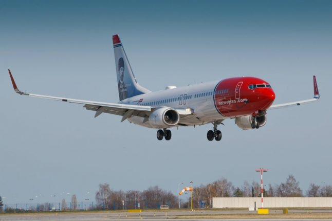 25 percent of Norwegians cut out flying due to climate concerns