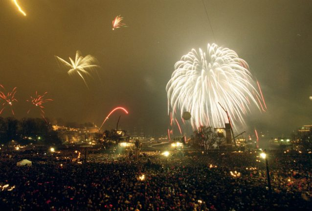 Should Norway ban fireworks on New Year's Eve?