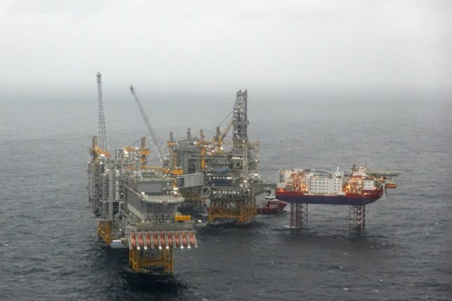 Mammoth oil field fires up Norway's energy industry but will the country ever go green?