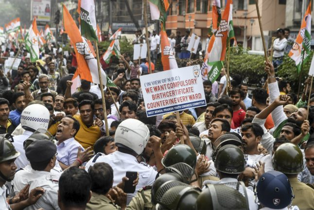 India ejects Norwegian 'for protesting' against citizenship law