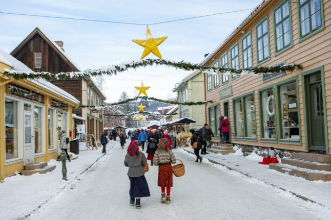 Norway Christmas Eve weather: will it be a White Christmas where you are?