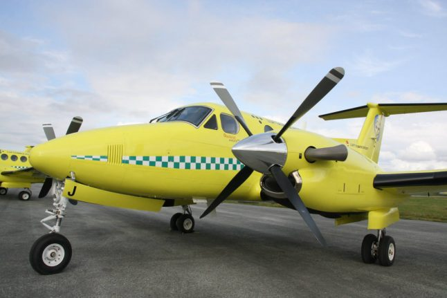 Why is northern Norway's air ambulance service in crisis?