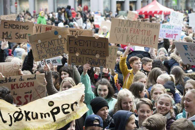 'Climate-roar': the Norwegian word of the year