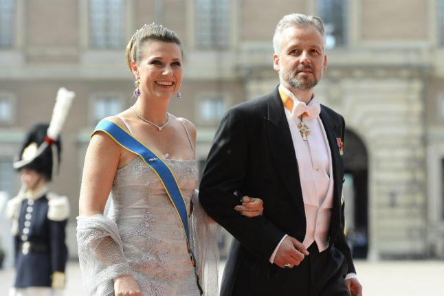 Norwegian author and former spouse of princess dies aged 47