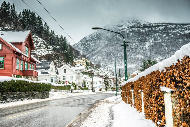 Norway ranked world's top nation for 'human development'