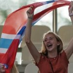 How many people were given Norwegian citizenship and permanent residency last year?