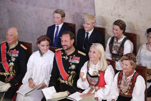 What Harry and Meghan could learn from the roles of Norway's royals