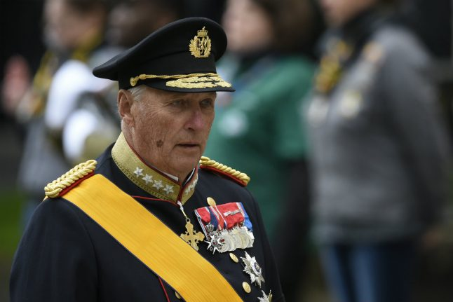 Norway's King to take two weeks off with 'non-serious' condition