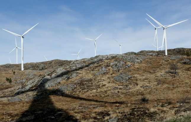 Norway court gives wind power opponent prison sentence for harassment