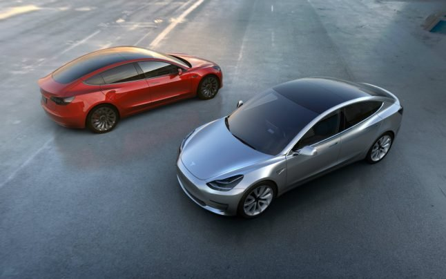 Electric car sales in Norway motor to new high