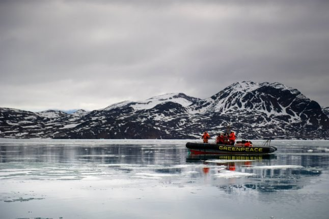 Environmental groups take Norway to Supreme Court over Arctic oil