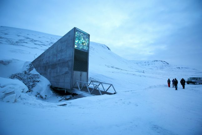Norway's Arctic 'doomsday vault' stocks up on 60,000 more food seeds