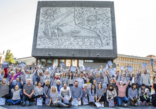 Norway authorizes demolition of building with Picasso murals