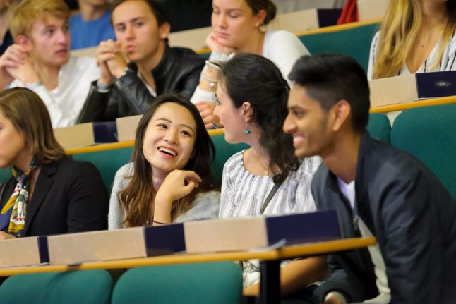 Four key differences between European and American business schools