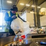 Norway offsets fondness for plastic bottles with high recycling
