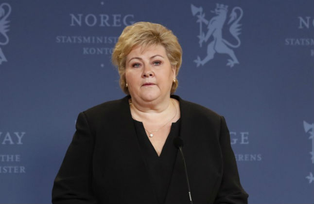 Norway to launch 'most far-reaching measures seen in peacetime' to slow coronavirus