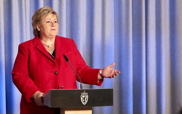Norway's government strikes crisis deal with opposition