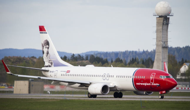 Norwegian to slash staff by half in wake of Trump travel ban