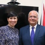 Norway calls for coronavirus aid for Palestinians