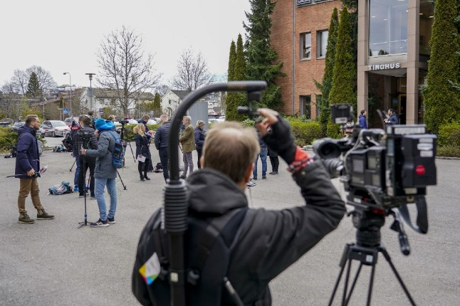 Norway millionaire held for a month on murder suspicions